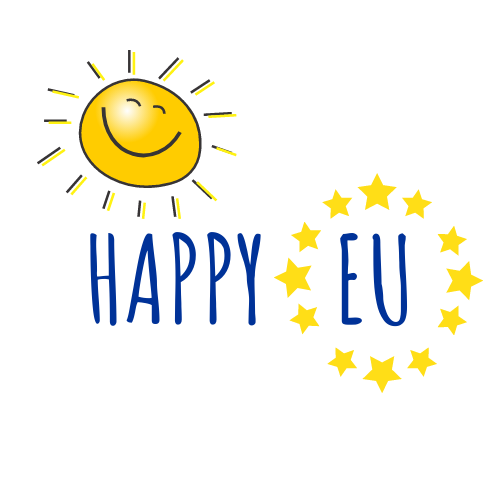 logo happy ue