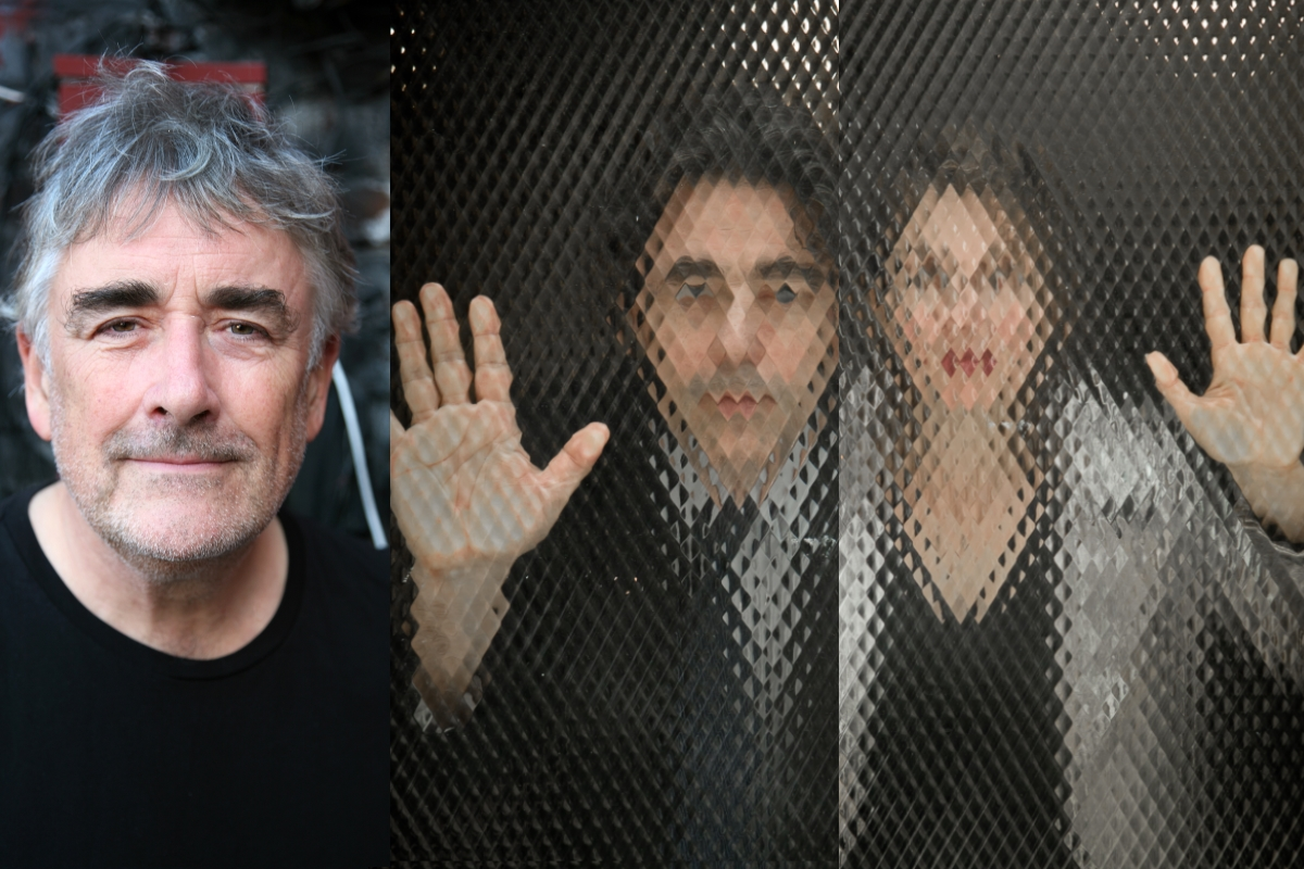 Fred Frith © Heike Liss - Claudia Solal, Benoît Delbecq © Tatiana Chevalier