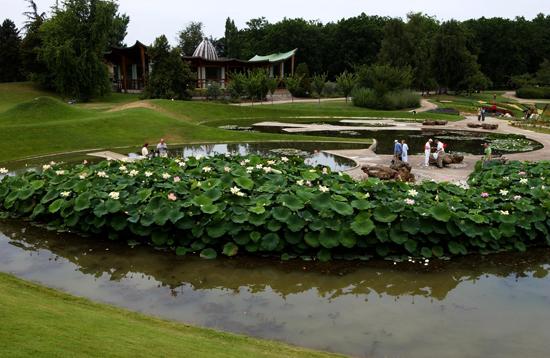 Parc Floral | Ville de Vincennes